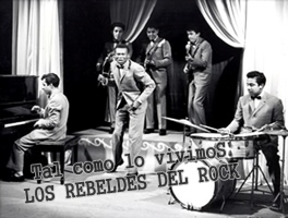 LOS REBELDES DEL ROCK (1961)