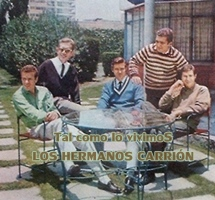 LOS HERMANOS CARRIÓN (CBS Columbia)