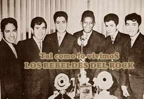 LOS REBELDES DEL ROCK (1962)