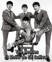 THE BEATLES (Ed Sullivan Show)