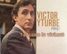 VÍCTOR YTURBE (Consagración)